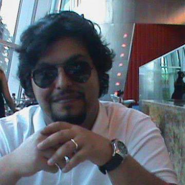 Fred Kezzi, 36, Khobar, Saudi Arabia