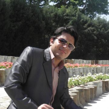 ARASH, 28, Istanbul, Turkey