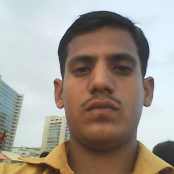Walimuhammad, 20, Karachi, Pakistan
