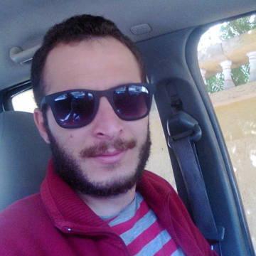 aziz, 30, Benghazi, Libya