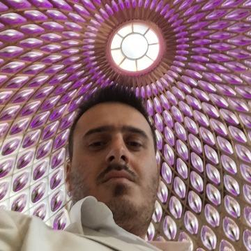 Özgür Şanlı, 34, Istanbul, Turkey