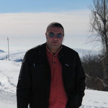 Ziya Asgarov, 45, Baku, Azerbaijan