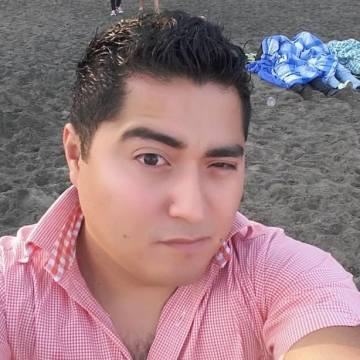 Josue Peña, 29, Tepic, Mexico