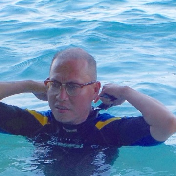 Mas Kokoyoyo, 46, Jakarta, Indonesia