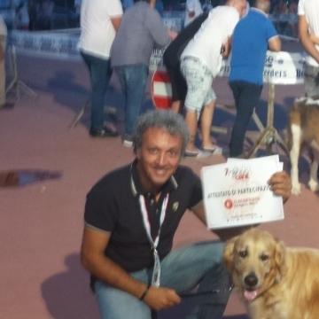 Francesco Rossello, 54, Siracusa, Italy