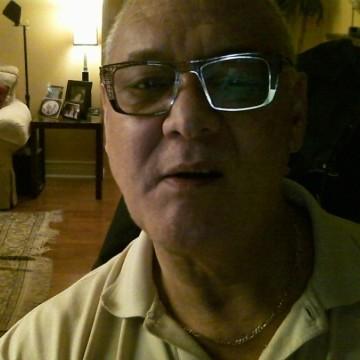 Andy O'Brien, 70, Toronto, Canada