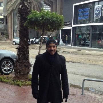 Muhammed Hammad, 29, Cairo, Egypt
