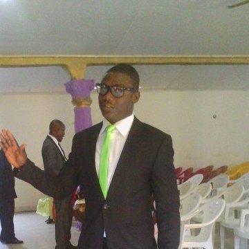Frank Daniels, 28, Monrovia, Liberia