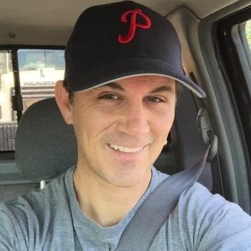Jim Roletter, 32, Philadelphia, United States