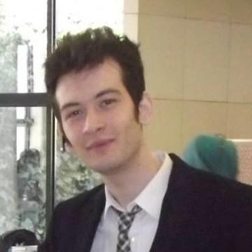 Gökhan Büyükpolat, 25, Istanbul, Turkey