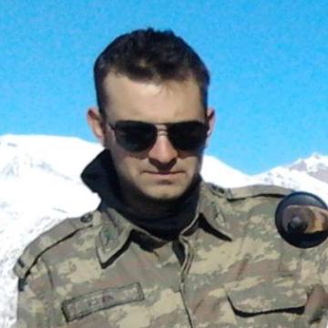 Abdurrahman, 28, Ankara, Turkey