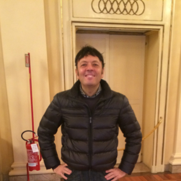 Giuliano, 46, Milan, Italy