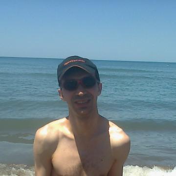 Mauricio Diacinti, 31, La Plata, Argentina