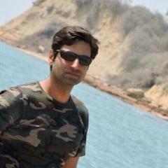 Rahul Ganatra, 33, Jamnagar, India
