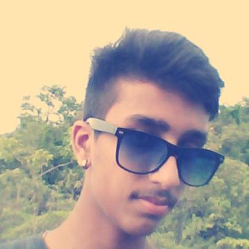 Bhagyesh Panchal, 20, Mumbai, India