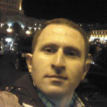 Giorgi Abuladze, 28, Tbilisi, Georgia