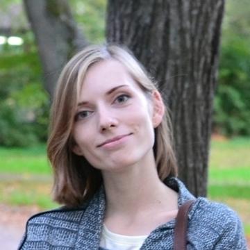 Olga Vesyelkina, 24, Saint Petersburg, Russia