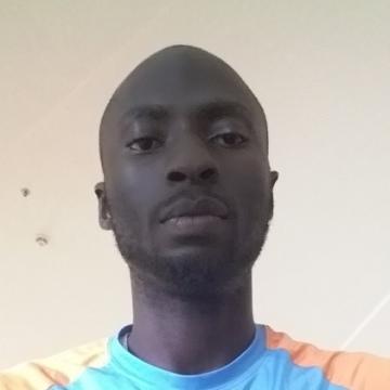 Abiola Oluseyi, 31, Lagos, Nigeria