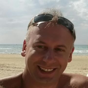 Slava Sanin, 43, Hadera, Israel