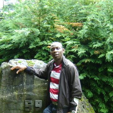 Jacques Dadzie, 45, Namur, Belgium
