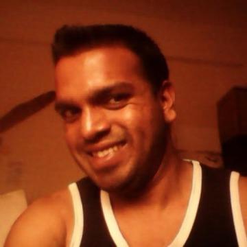 Anselm, 29, Dubai, United Arab Emirates