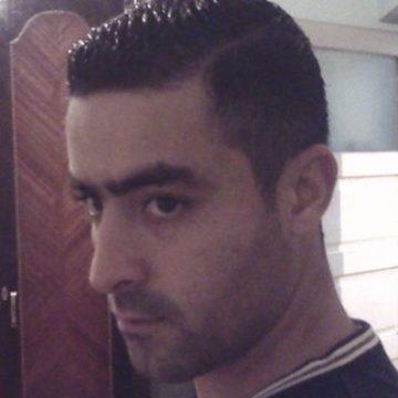 Moustafa Elfox, 26, Alexandria, Egypt