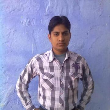 Virender Yadav, 28, Alwar, India
