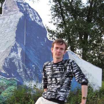 Alexei Salikov, 39, Minsk, Belarus