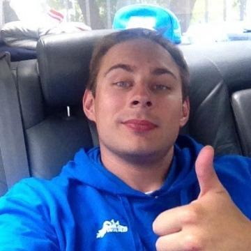 Leks Zakharov, 26, Moscow, Russia