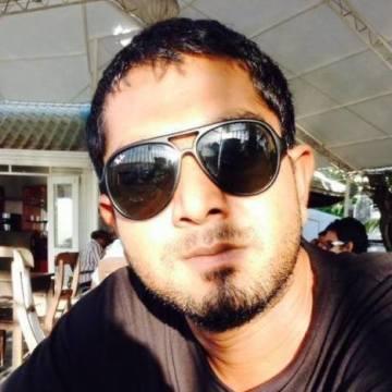 Ahmed Rashaad, 28, Male, Maldives