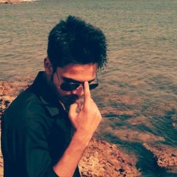 ABDULLAH, 24, Karachi, Pakistan