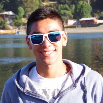 Matías medina , 20, Temuco, Chile