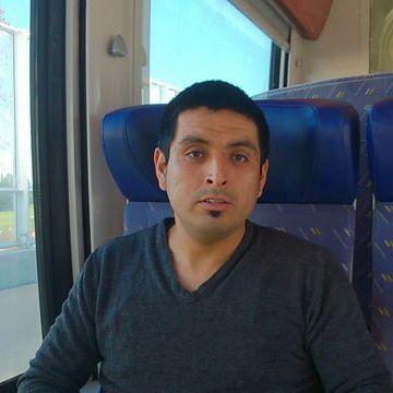 Franklin Mendoza Cabrera, 36, Vitoria, Spain