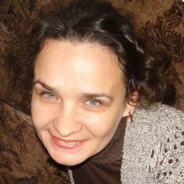 Nina, 41, Novosibirsk, Russia