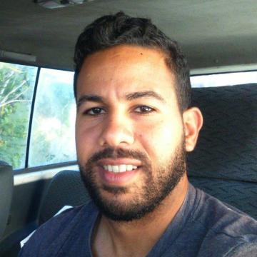 Ariel De Los Rios, 31, Santiago, Dominican Republic