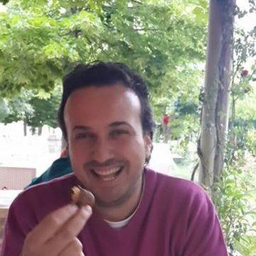 Enis Öztürk, 40, Istanbul, Turkey