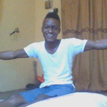 john, 27, Lagos, Nigeria