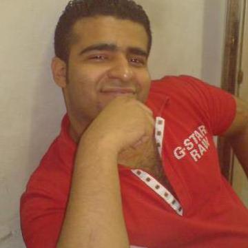 Mostafa Hassanien, 31, Cairo, Egypt