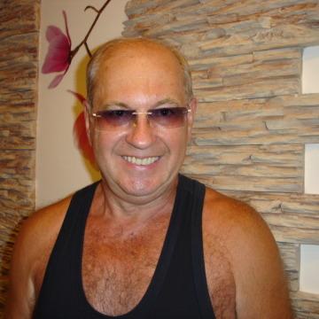 Alexander Trenin, 62, Moscow, Russia