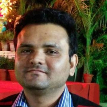 Anurag Dubey, 33, Bhopal, India