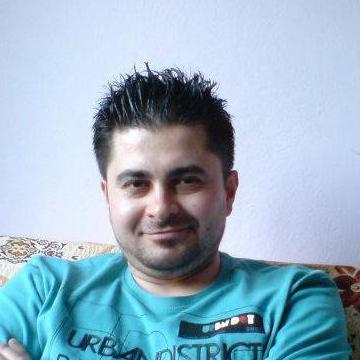 Ertan Ersöz, 36, Istanbul, Turkey