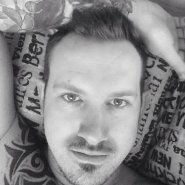 Steve Kirby, 35, Mirfield, United Kingdom