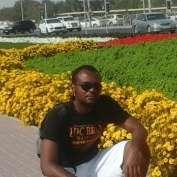 john kago, 36, Dubai, United Arab Emirates