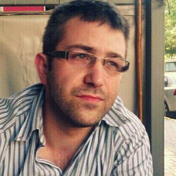 İsmail Taştekin, 34, Istanbul, Turkey