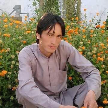 shamsullah Danish, 29, Bamyan, Afghanistan