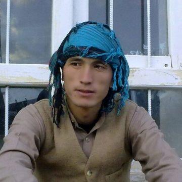 shamsullah Danish, 28, Bamyan, Afghanistan
