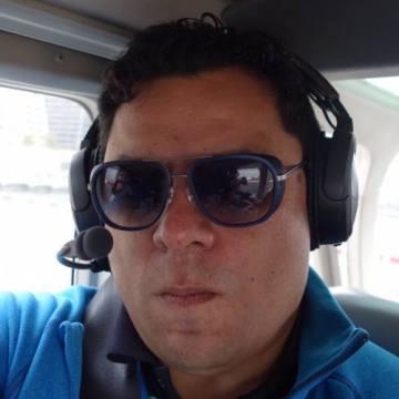 Elias Martinez, 39, Queretaro, Mexico