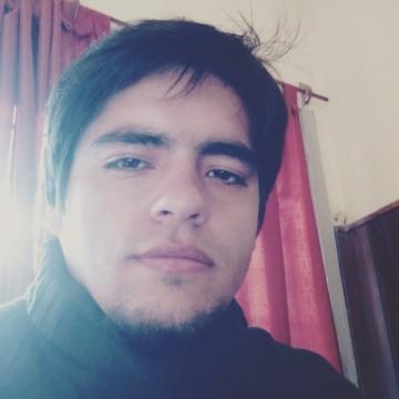 Jose Barrionuevo, 28, Buenos Aires, Argentina