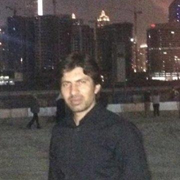 Irfan Khan, 31, Dubai, United Arab Emirates