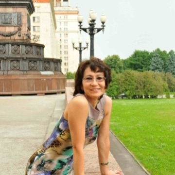 Elza, 44, Moscow, Russia